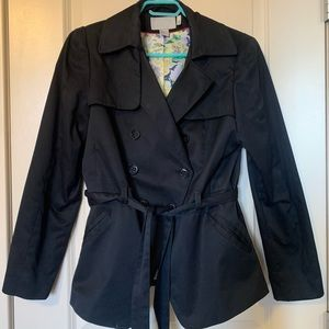 H&M dress coat
